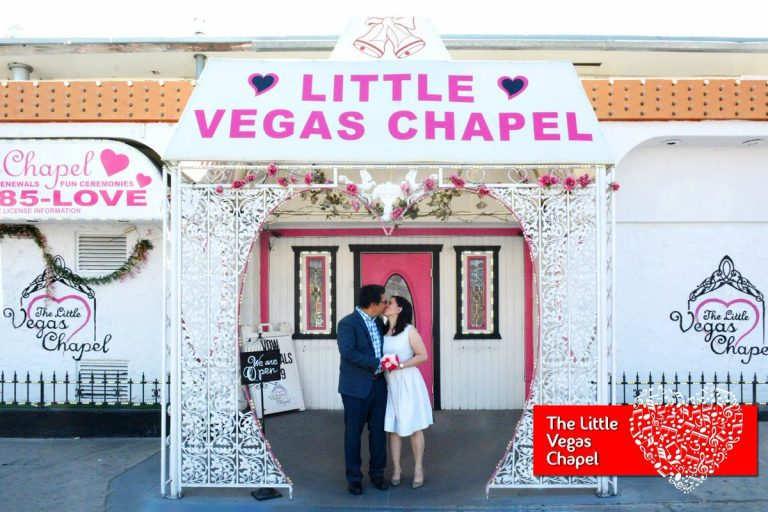 The Difference Between a Vegas Wedding or Traditional Wedding
