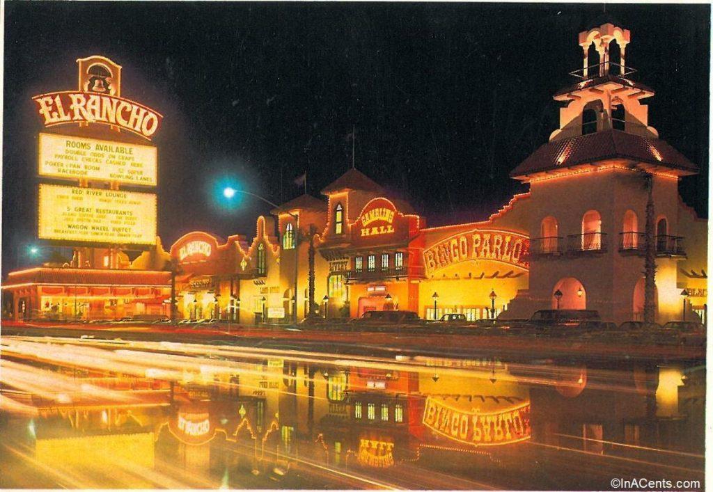 El Rancho Casino Las Vegas