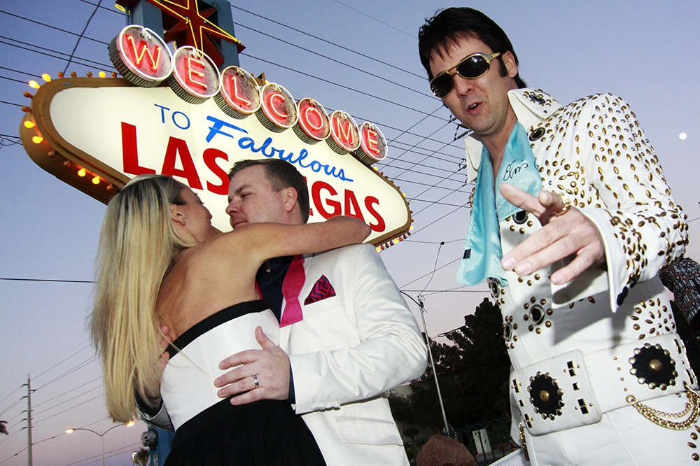 Best Elvis Weddings