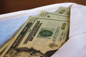 Gratuity and donations
