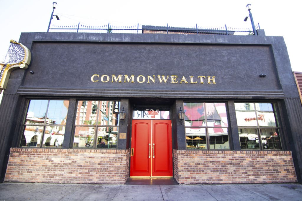 Best bar downtown Commonwealth