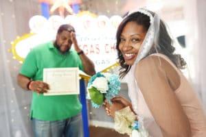 Las Vegas Pretend Wedding Chapel