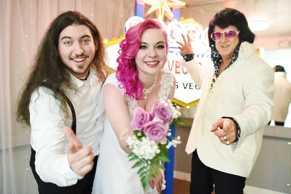 Las Vegas Renewal of Vows Packages