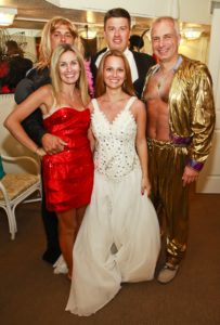 Renewal of Vows with Costumes!