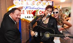 Little Vegas Chapel Elvis Wedding