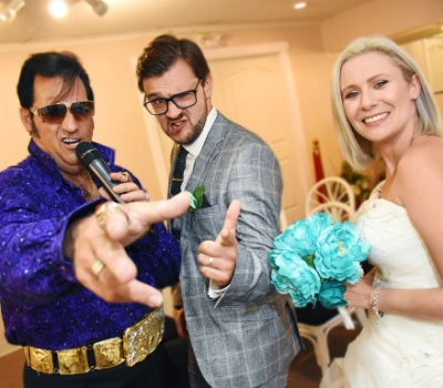 Elvis Vow Renewals Las Vegas