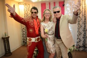 Little Vegas Chapel Vow Renewal Elvis