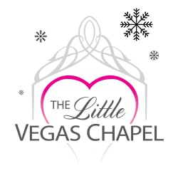 The Little Vegas Chapel - Winter Logo