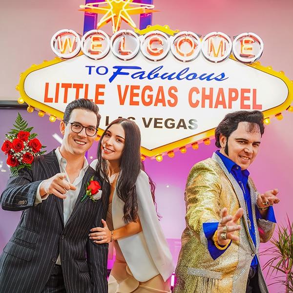 Ultimate Elvis Wedding Package