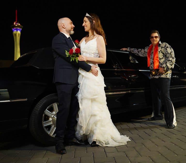 Ultimate Elvis Wedding Ceremony Las Vegas