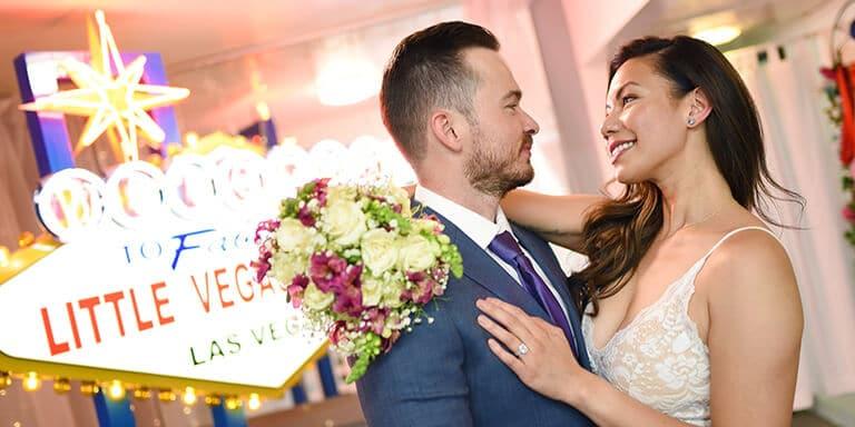 Las Vegas Wedding Chapel Wedding