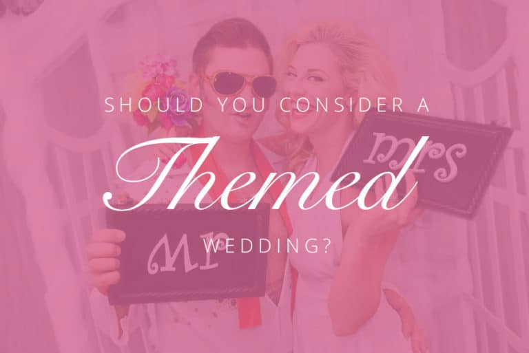 Marilyn and Elvis Themed Wedding