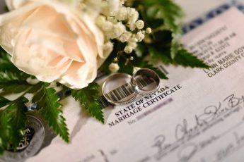 The Little Vegas Chapel Marriage License