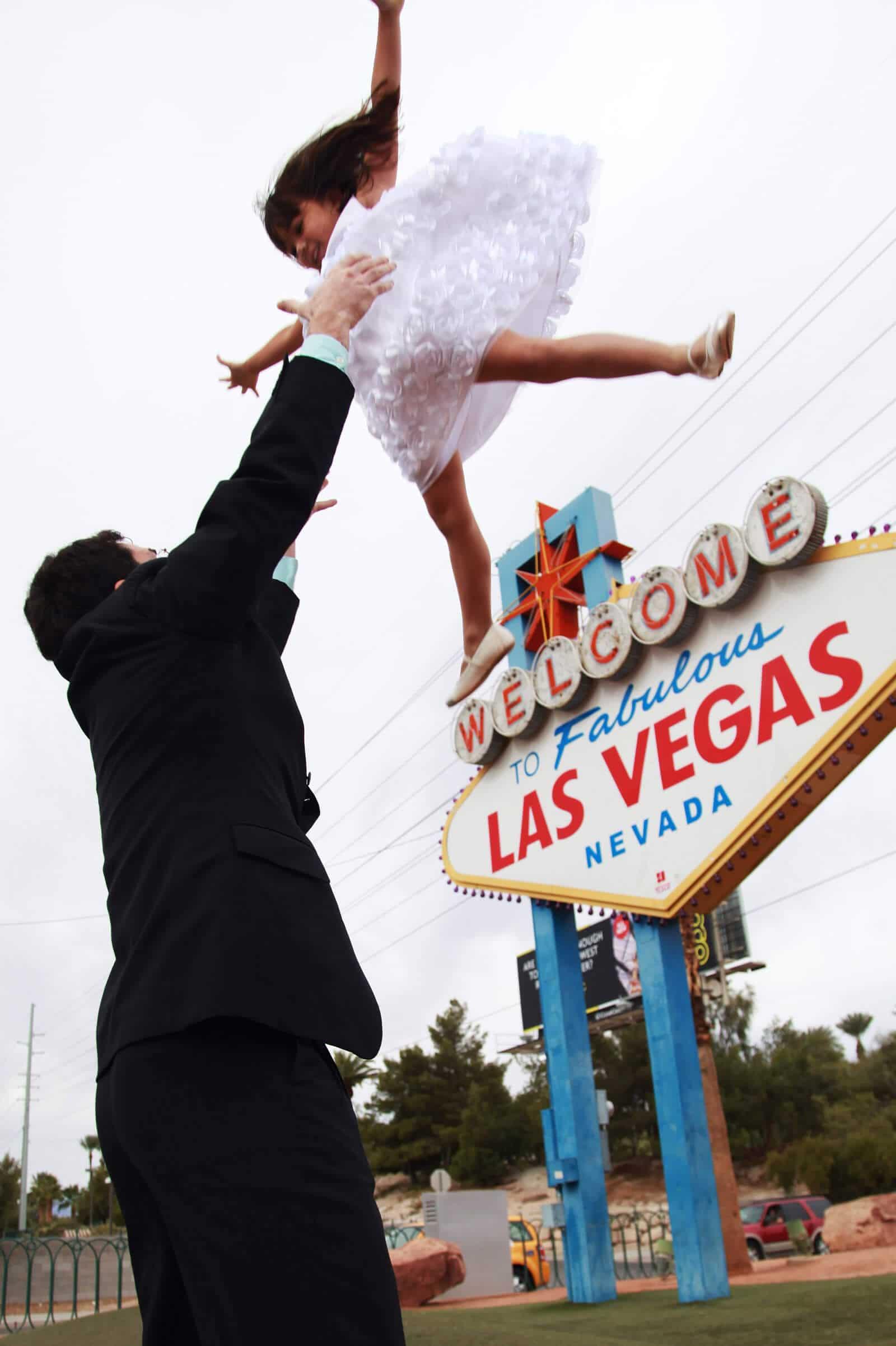 Father Daughter Dance in Las Vegas