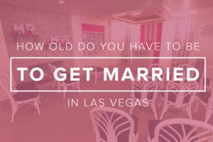 Get Married In Vegas