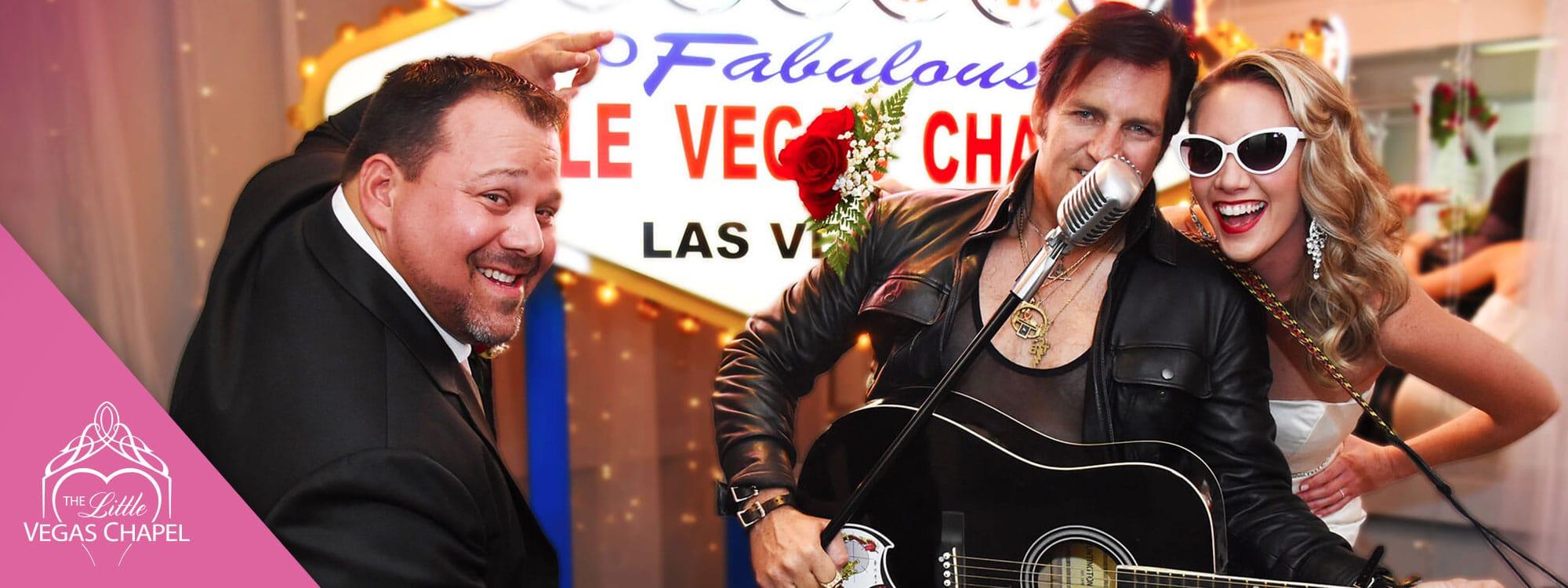 Las Vegas Sign Wedding Slide