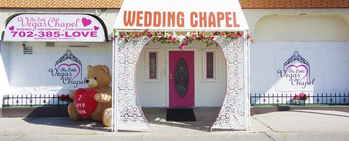 Las Vegas Strip Wedding Chapel