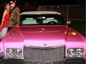 Pink Cadillac Weddings