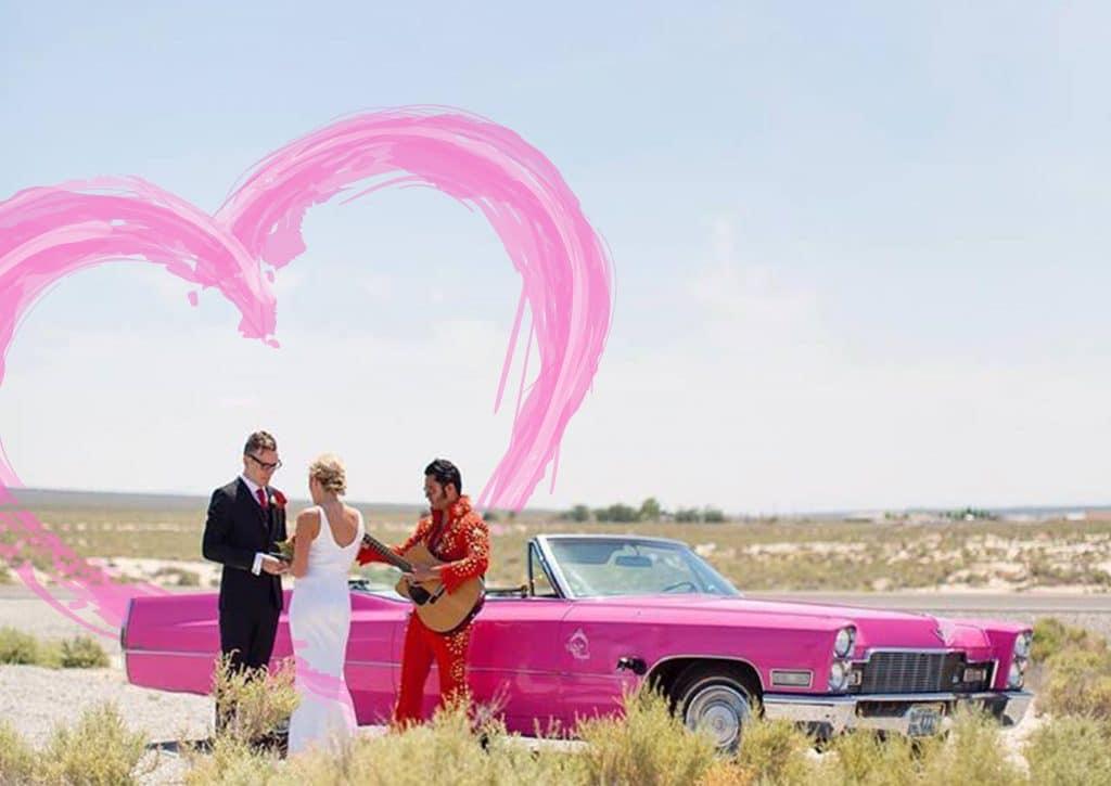Planning Vegas Wedding
