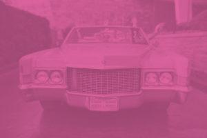 Pink Cadillac Testimonials Slider