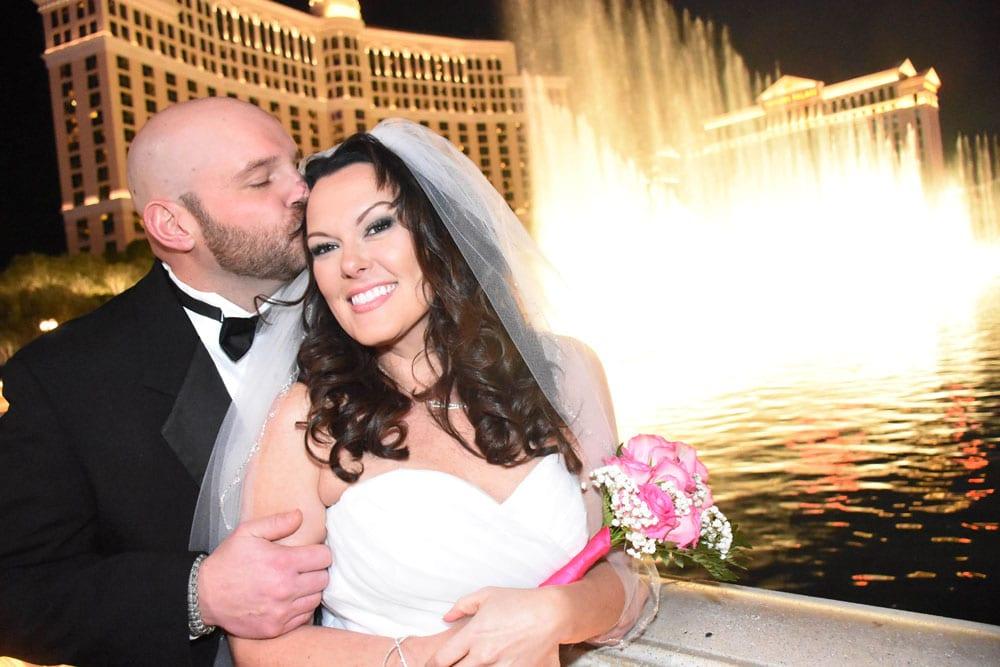 best wedding photo spots in vegas